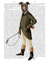 Greyhound Rider Fine-Art Print
