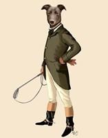 Greyhound Rider Fine-Art Print