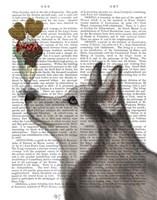 Husky Ice Cream Fine-Art Print