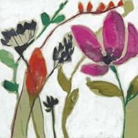 Vivid Flowers II Fine-Art Print