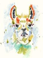 Hifi Llama I Fine-Art Print