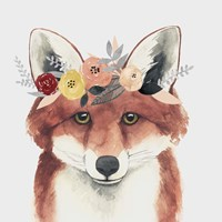 Flower Crown Forester IV Fine-Art Print