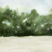 Loose Landscape I Fine-Art Print