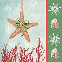 Christmas Coastal III Fine-Art Print