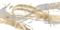 Gold & Grey I Fine-Art Print