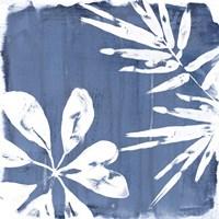 Tropical Indigo Impressions III Fine-Art Print