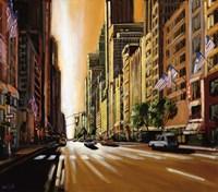Light of Manhattan Fine-Art Print