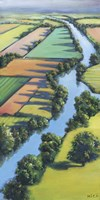 Flying Above I Fine-Art Print