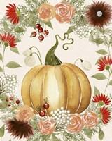 Red Autumn I Fine-Art Print