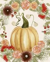 Red Autumn II Fine-Art Print