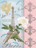 La Vie en Rose I Fine-Art Print