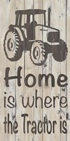 Home & Farm II Fine-Art Print