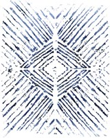 Indigo Ink Motif VI Fine-Art Print