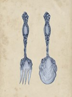 Antique Utensils II Fine-Art Print