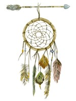 Dreamcatchers I Fine-Art Print
