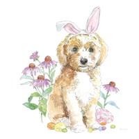Easter Pups IV Fine-Art Print