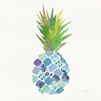 Tropical Fun Pineapple II Fine-Art Print