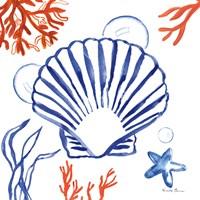 Coastal Jewels III Fine-Art Print