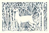Forest Life V Fine-Art Print