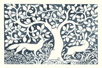 Forest Life III Fine-Art Print