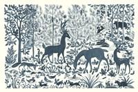 Forest Life I Fine-Art Print