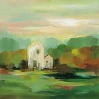 October Farm I Fine-Art Print