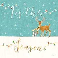 Underlined Christmas III Fine-Art Print
