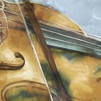 Musical Violin Fine-Art Print