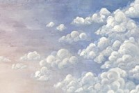 Gradient Sky I Fine-Art Print