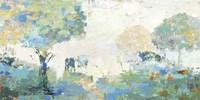 Textural Landscape Fine-Art Print