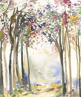 Sunny Path I Fine-Art Print