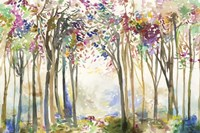 Sunny Path II Fine-Art Print