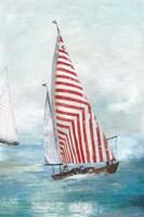 Red sails Fine-Art Print