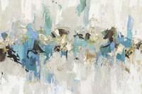 Blue Silver III Fine-Art Print
