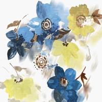 Glitchy Floral I Fine-Art Print