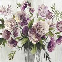 Purple Bouquet Fine-Art Print