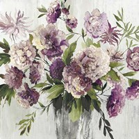 Purple Bouquet Fine-Art Print