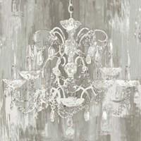 Crystal Chandelier Fine-Art Print