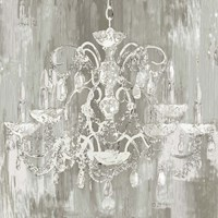 Crystal Chandelier Fine-Art Print