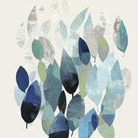 Leaf Mural I Fine-Art Print