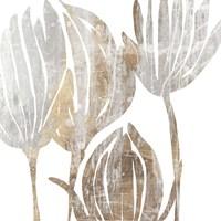 Marble Foliage III Fine-Art Print