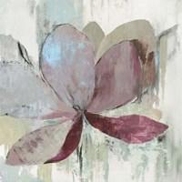 Drippy Floral I Fine-Art Print