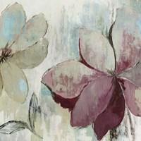 Drippy Floral II Fine-Art Print