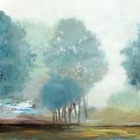 Blueberry Hill I Fine-Art Print