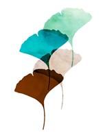 Mod Leaves III Fine-Art Print