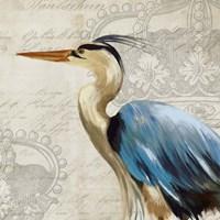 Heron II Fine-Art Print