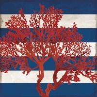 Red Coral I Fine-Art Print