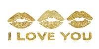 Lip Love 3 Fine-Art Print