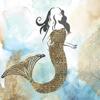 Mermaid I Fine-Art Print