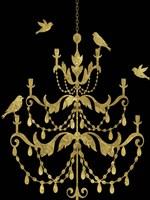 Deckled Gold I Fine-Art Print